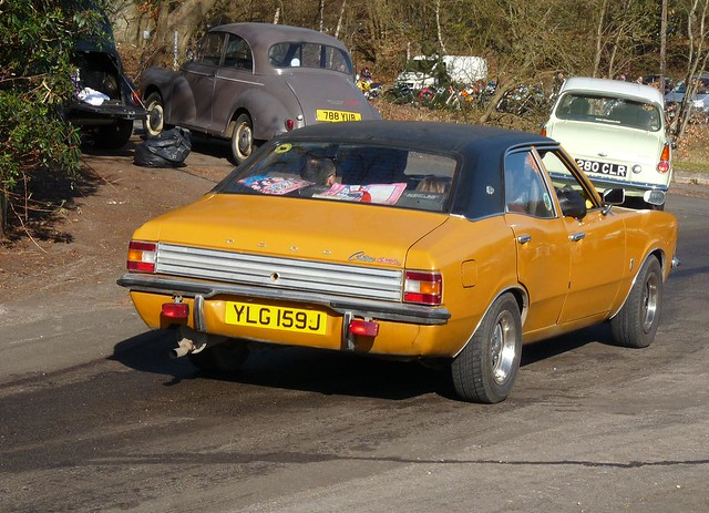 Ford cortina 2000 gxl mk3 1971 flickr photo sharing - Ford taunus gxl coupe 2000 v6 1971 ...