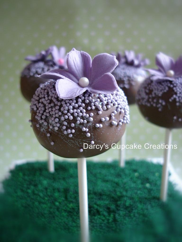 Non Chocolate Cake Pops