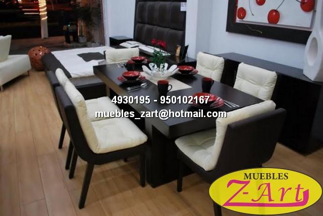 Muebles de sala modernos muebles modernos de sala mueble for Precios de comedores modernos