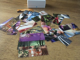 Wedding Mini Moo Cards | by LornaJane.net