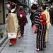 Kyoto street watching