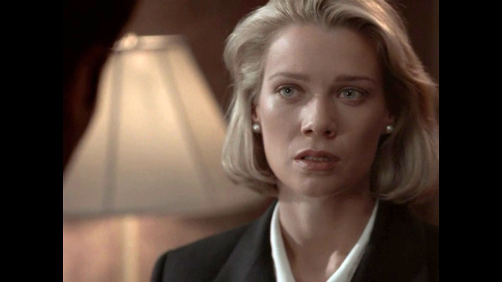 Laurie Holden In The X Files Her First Appearance As