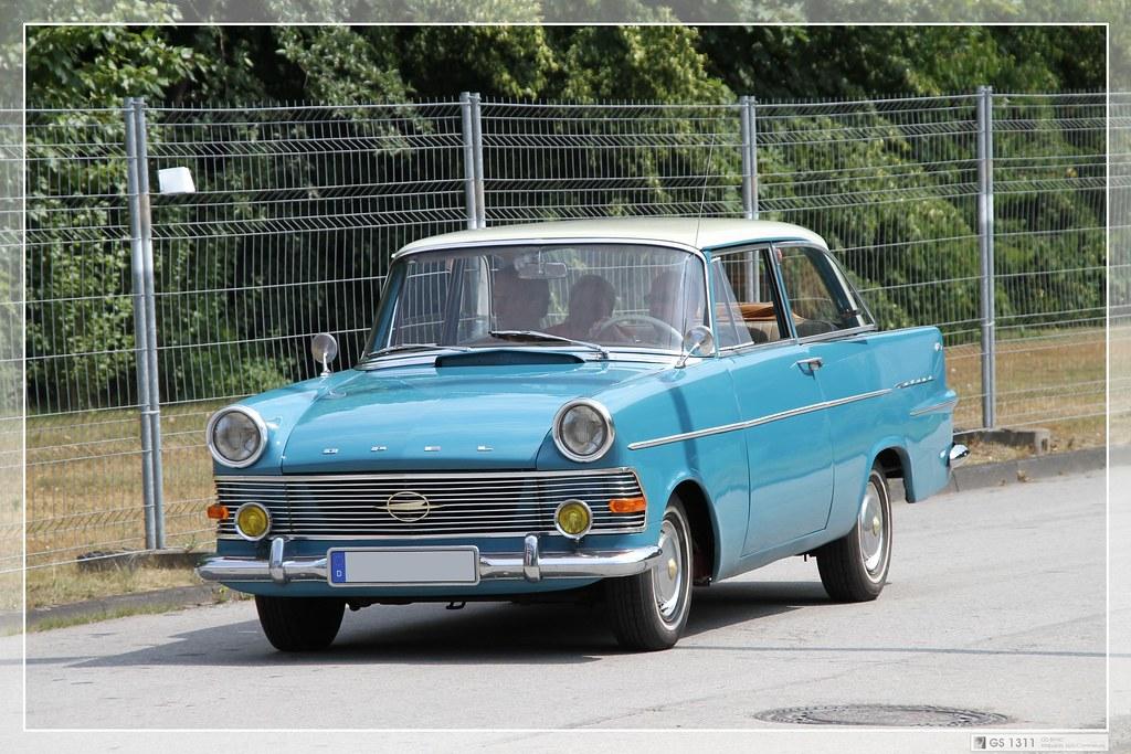 1960 Opel Rekord P2 05 Visit My Facebook Page