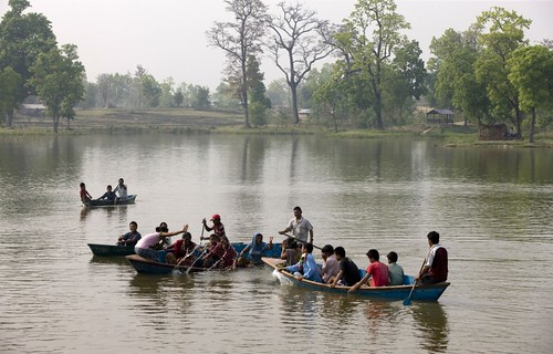 Boating | by UNDP Nepal