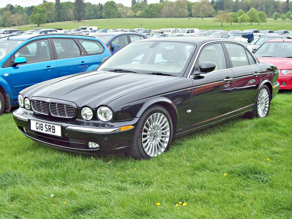 211 Jaguar XJ (X350) (2006)   Jaguar XJ (X350) (2003-07 ...