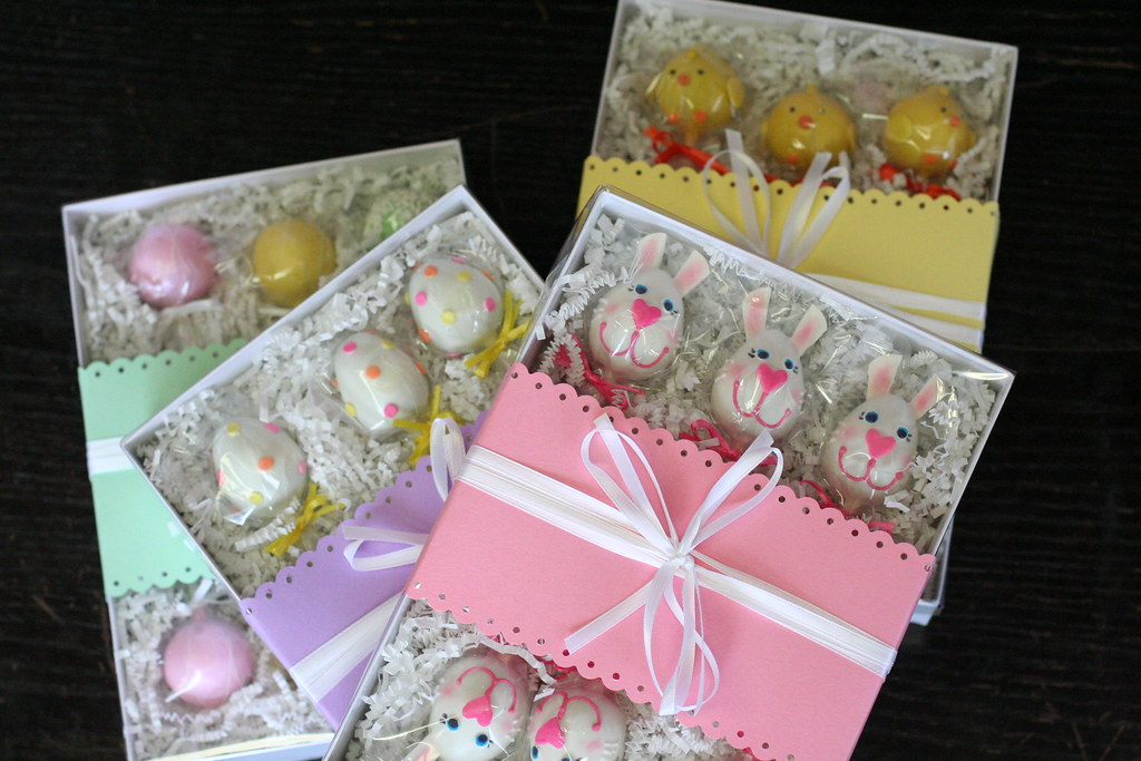 cake pop boxes easter cake pops gift boxes see more of our cake pop 2279
