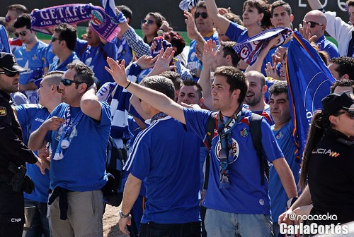 Elche CF 1-0 Getafe CF (Jornada 32)
