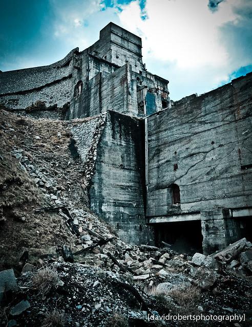 Trefor Granite Quarry Flickr Photo Sharing