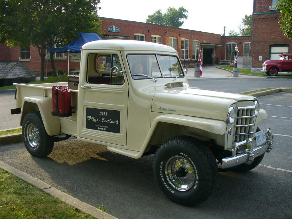 doug balchin u0026 39 s 1951 willys overland pickup