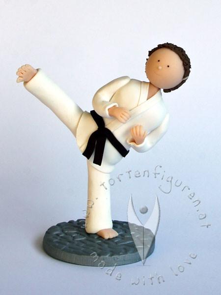 Taekwondo Figur Tortenfiguren Flickr