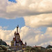 Fantasyland Construction | A Castle in the Clouds