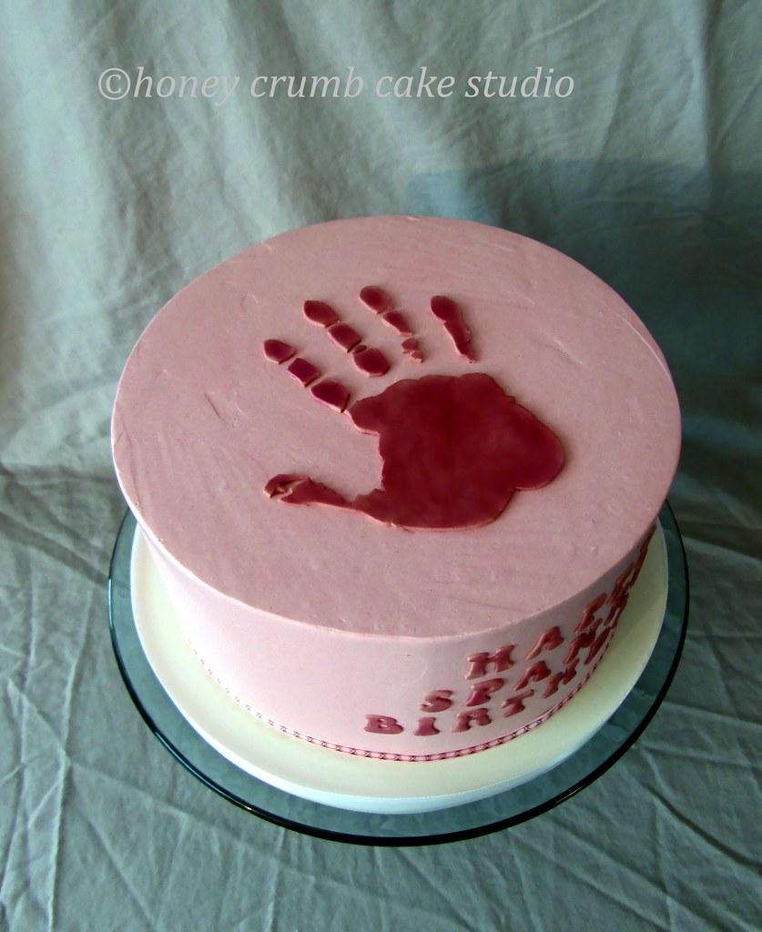 Birthday Cake Filling Buttercream