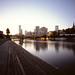 A Melbourne Summer Evening