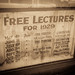 Free Lectures 1929