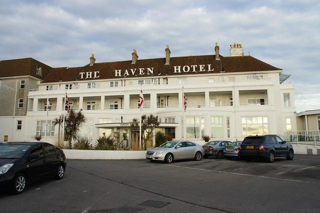 the haven hotel 161 banks road sandbanks poole dorset flickr photo sharing. Black Bedroom Furniture Sets. Home Design Ideas
