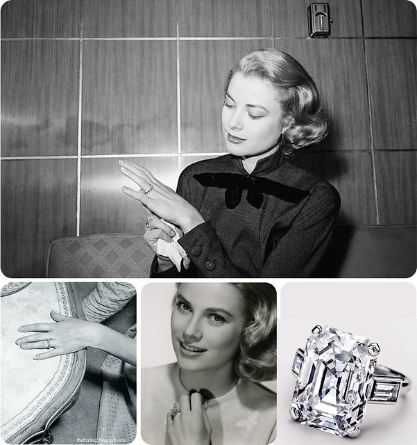 grace kelly 39 s engagement rings flickr photo sharing