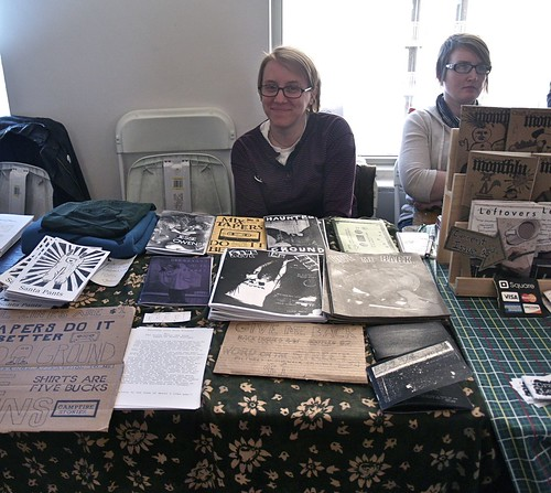 Chicago Zine Fest 2012! | by roses&pearls