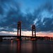 The Ampera Bridge