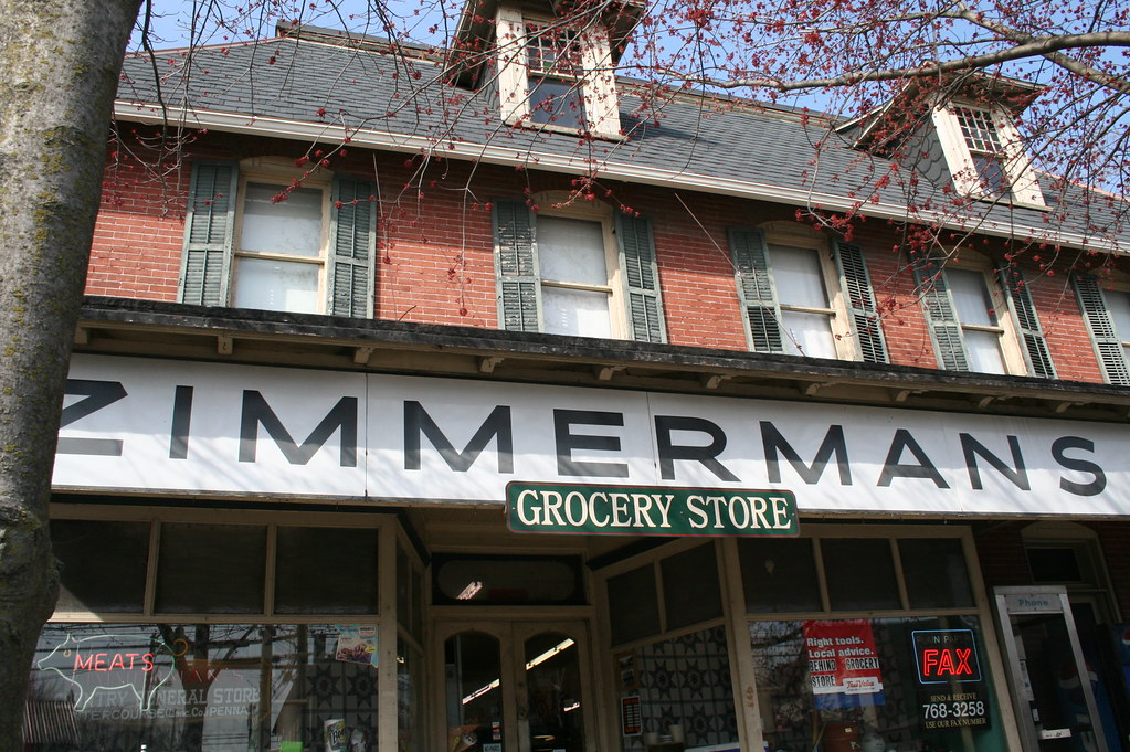 Zimmerman S Grocery Store Intercourse Pa Very Common