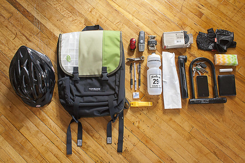 My Backpack's Contents | by Joshua Bartz