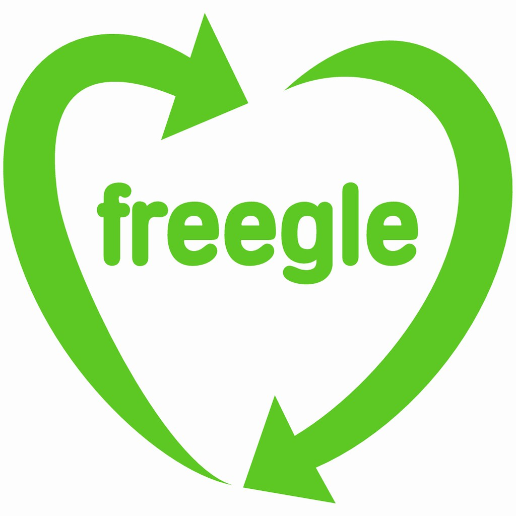 Click here to visit the Freegle website
