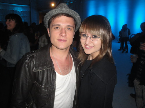 Josh Hutcherson - Nylon Party | by sarahmonline