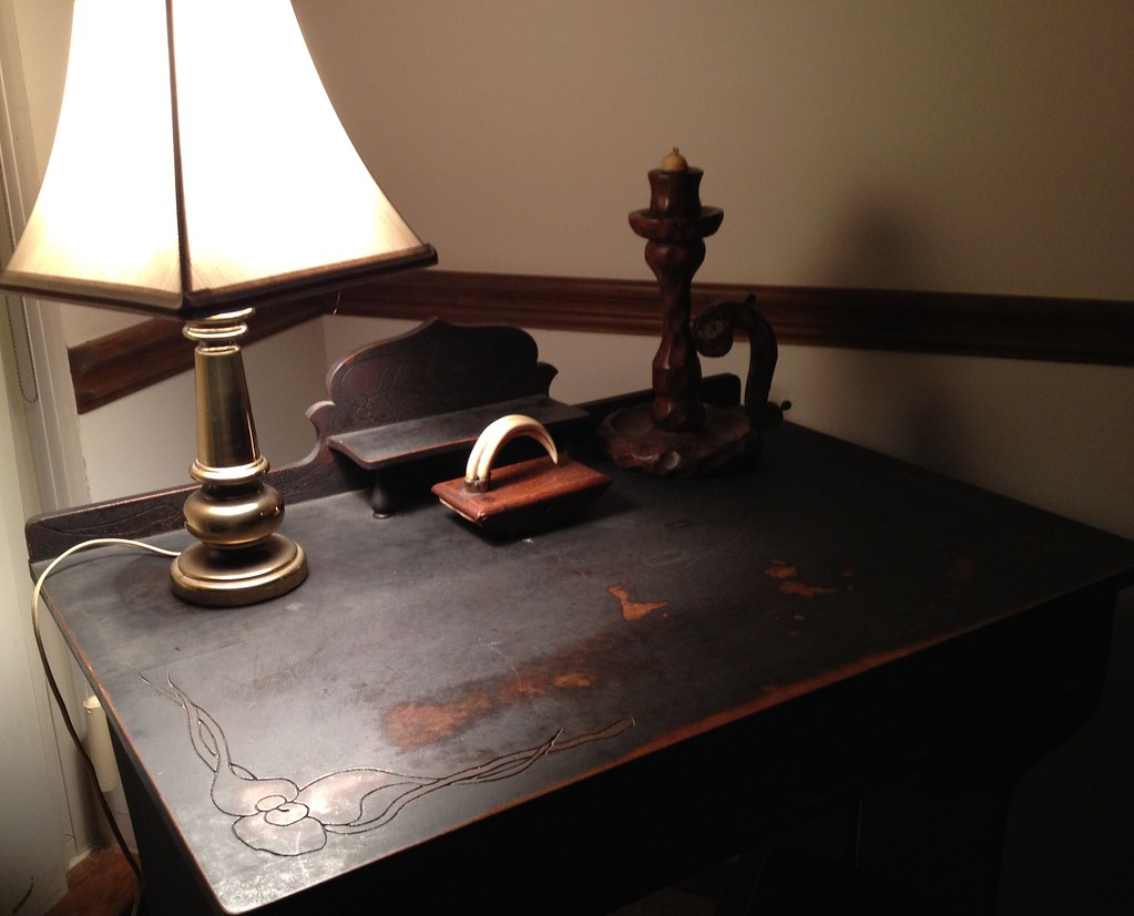 Lady 39 S Writing Desk This Was My Mother 39 S Given To Her