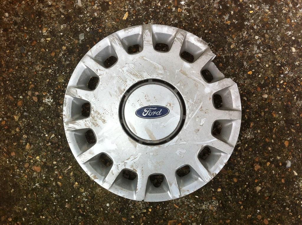 Damaged Wheel Trim Ring Photos