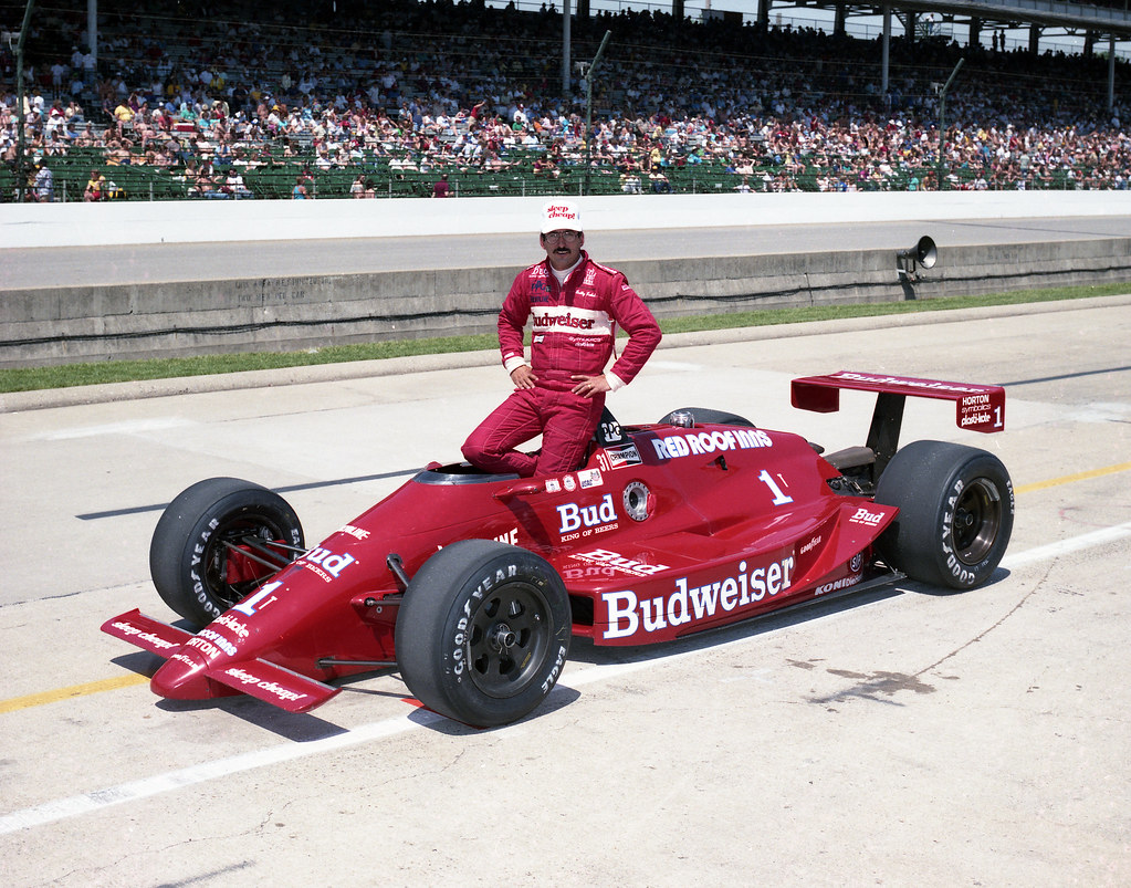 1987 Bobby Rahal Indianapolis Motor Speedway Flickr