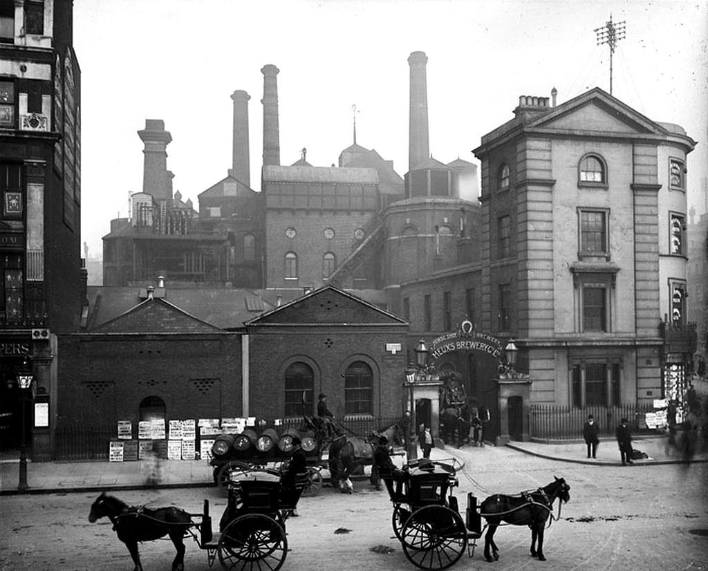 319 Tottenham Court Road Meux S Horseshoe Brewery Flickr