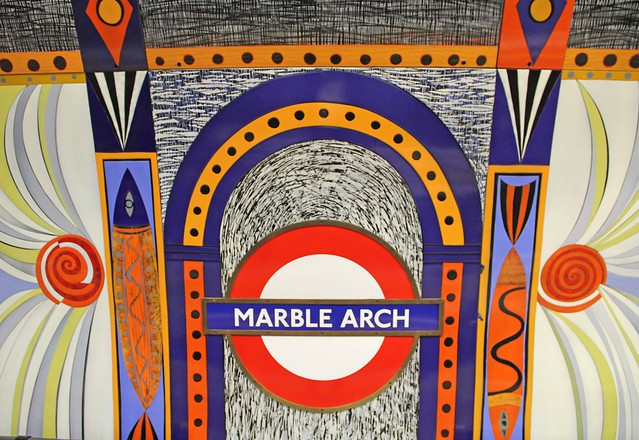 Marble Arch Tube Station Flickr Photo Sharing