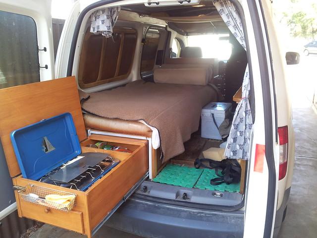 volkswagen caddy camper flickr photo sharing. Black Bedroom Furniture Sets. Home Design Ideas