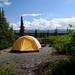 My Campsite at Wonder Lake