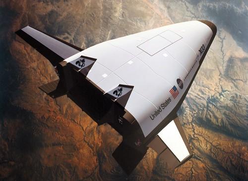 Lockheed Martin, X-33, VentureStar | Flickr - Photo Sharing!