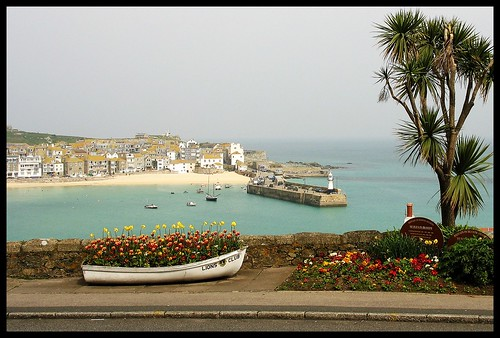 View on St Ives harbour | by Jaap™