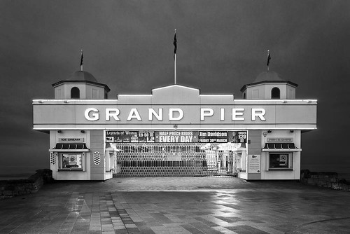 The Grand Pier | by dougchinnery.com