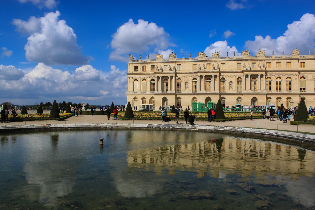 Parterre du midi versailles andy hay flickr for Parterre 3d