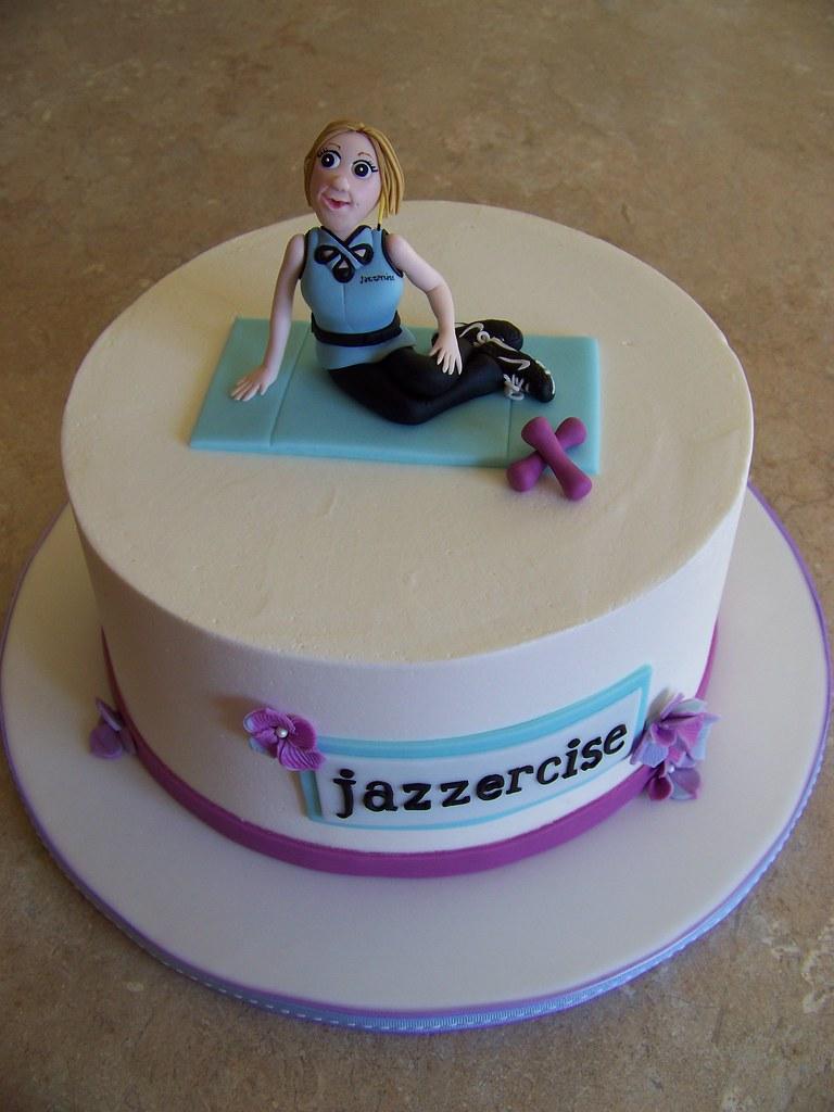 Julia Birthday Cake