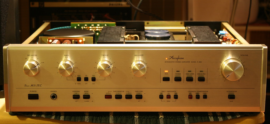 accuphase e204
