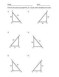 trigonometry worksheets trigonometry worksheets a workshee flickr. Black Bedroom Furniture Sets. Home Design Ideas
