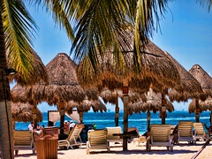 Playa Norte - Isla Mujeres Mexico