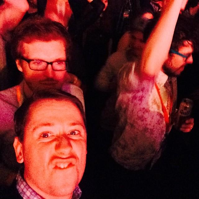 <b>...</b> Me and Bertie fully enjoying Z-Trips &quot;beats&quot;, <b>Matt harder</b> to impress - 13919445508_065b7a414d_z