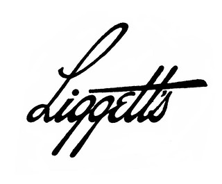 Liggett's | by Depression Press