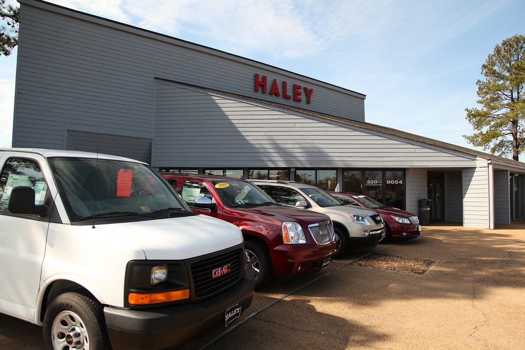 Haley Buick Gmc Vinsolutions Took A Trip Down To See