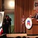 Rick Santorum speaks in Eastlake, Ohio