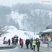 Winter in Mont-Tremblant resort