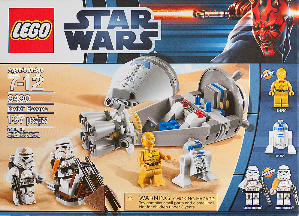 Lego Star Wars Com Home Page