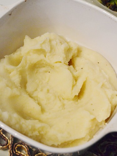 Garlic Mashed Potatoes | by Vegan Butterfly
