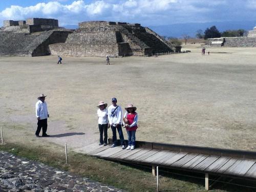 Ramp @ Monte Alban, Oaxaca 02.2012