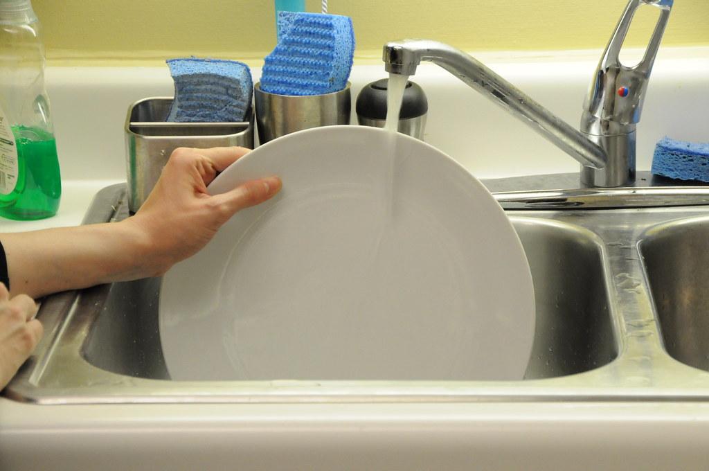 Kitchen Sink Washing Machine